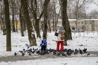 Рогожинский парк, зима 2019, Фото: 7