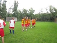 Фанаты тульского «Арсенала» сыграли в футбол с руководством клуба, Фото: 38