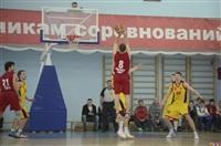 БК «Тула» дважды уступил баскетболистам Ярославля, Фото: 29