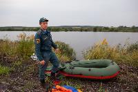 В Туле спасли лебедя с одним крылом, Фото: 36