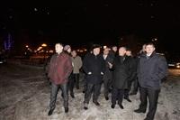 Прокопук и Авилов проинспектировали новогоднее оформление Тулы, Фото: 4