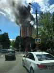 Пожар на на пересечении улиц Гоголевской и Свободы , Фото: 12