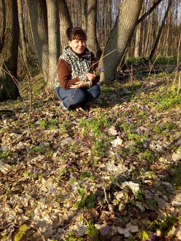Весенний лес!