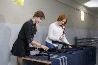 В двух образовательных центрах начали работу стрелковые тиры, Фото: 13