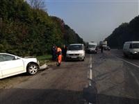 ДТП на автодороге «Крым», 10 сентября 2013 г., Фото: 3