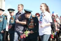 Парад Победы. 9 мая 2015 года, Фото: 8