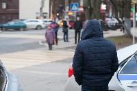 Рейд ГИБДД по пешеходам, Фото: 26