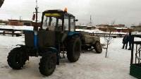 """В Туле вмерзла в лед """"Лада"""", Фото: 14"""