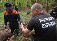 В лесу под Тулой поисковики нашли тайник с гранатами, Фото: 38