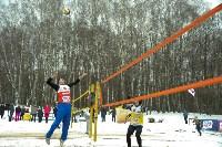 Турнир Tula Open по пляжному волейболу на снегу, Фото: 56