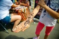 В Туле прошел фестиваль красок и летнего настроения, Фото: 95