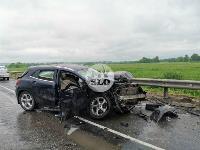 В серьезном ДТП на М-2 в Туле пострадали три человека, Фото: 21