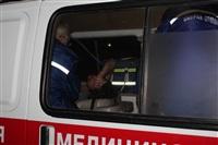 В Туле пожарные спасли двух человек, Фото: 21