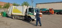Дезинфекция мусоровозов и контейнеров, Фото: 3