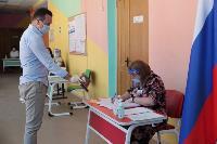 Алексей Дюмин проголосовал по поправкам в Конституцию, Фото: 5
