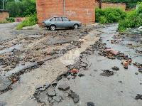 Потоп в гаражном кооперативе в Туле: Фоторепортаж , Фото: 8