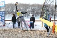 III ежегодный турнир по пляжному волейболу на снегу., Фото: 57