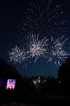 """Фейерверк в честь """"Арсенала"""" в Центральном парке. 16 мая 2014, Фото: 34"""