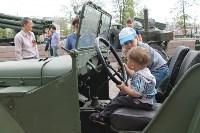Празднование Дня Победы в музее оружия, Фото: 9