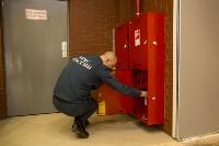 Какие нарушения правил пожарной безопасности нашли в ТЦ «Тройка», Фото: 44