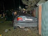 На выезде из Тулы BMW влетел в фуру: один человек погиб, Фото: 7