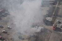 Пожар в Заречье. 16.03.2015, Фото: 8