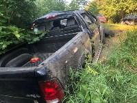 Жуткая авария в Заокском районе, Фото: 8
