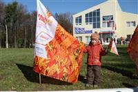 Первый этап эстафеты олимпийского огня: Пролетарский район, Фото: 26