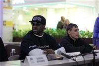 Бойцы М-1 провели открытую пресс-конференцию и встретились с фанатами, Фото: 9