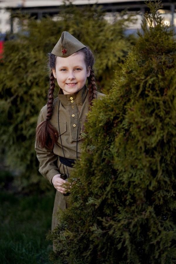 Эвелина, 7 лет