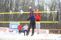 II-й турнир по волейболу на снегу., Фото: 12