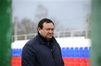 Матч «Арсенал-2» - «Калуга-2». III Дивизион, зона Черноземье. 16 апреля 2014, Фото: 5