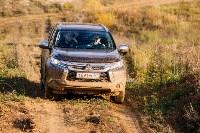 Внедорожный тест-драйв Mitsubishi, Фото: 63