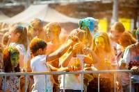 В Туле прошел фестиваль красок и летнего настроения, Фото: 170