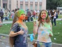 ColorFest в Туле. Фестиваль красок Холи. 18 июля 2015, Фото: 87
