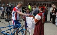 В Туле встретили участников велопробега Москва–Сочи «Помоги встать!», Фото: 6