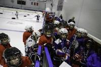 Легенды хоккея провели мастер-класс в Туле, Фото: 51