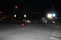 "На ул. Ложевой в Туле Volkswagen протаранил ""семерку"", Фото: 10"