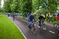 В Туле прошел большой велопарад, Фото: 68