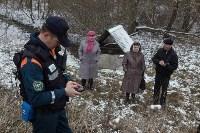 Взятие проб на радиацию в Тепло-Огаревском районе Тульской области, Фото: 8