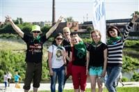 """Активисты """"ЭКА"""" очистили берег Упы, Фото: 21"""