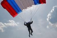 День Тульской дивизии ВДВ: на площади Ленина приземлились парашютисты, Фото: 97