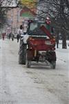 В Туле применяют новый реагент для обработки тротуаров, Фото: 2