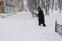 Снежная Тула. 15 ноября 2015, Фото: 2