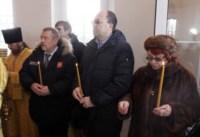 В Белёвском районе освятили часовню имени Александра Невского, Фото: 5