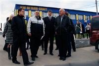 Владимир Груздев в Ясногорске. 8 ноября 2013, Фото: 9