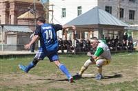 Тульские журналисты сыграли в футбол с зэками, Фото: 17
