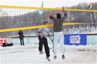В Туле определили чемпионов по пляжному волейболу на снегу , Фото: 20