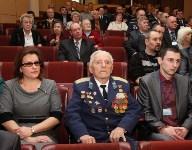Торжественное собрание в честь Дня защитника Отечества 20 февраля 2015 года, Фото: 9