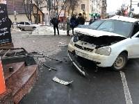 В центре Тулы сбили троих пешеходов, Фото: 1